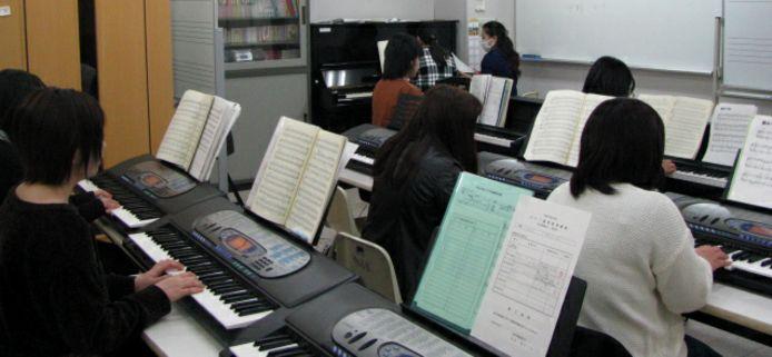 ピアノ講習