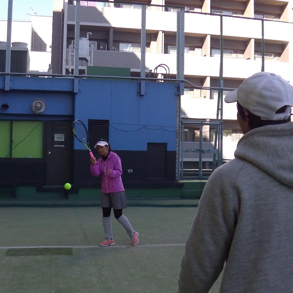 成人テニススクール