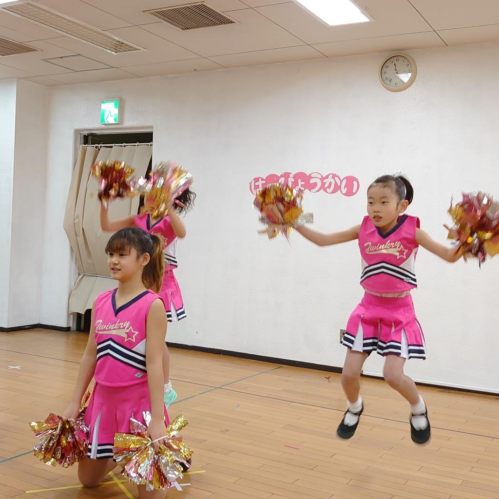 チアダンス教室