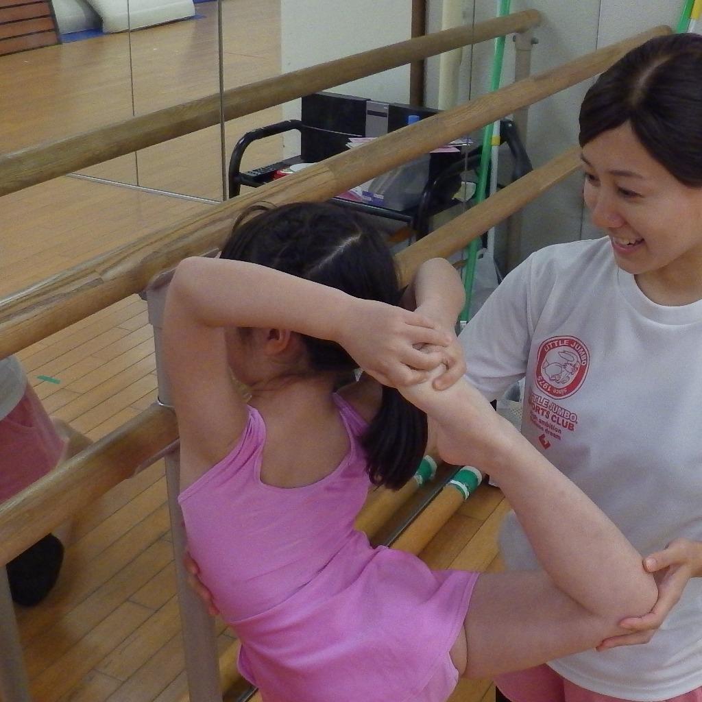 新体操教室