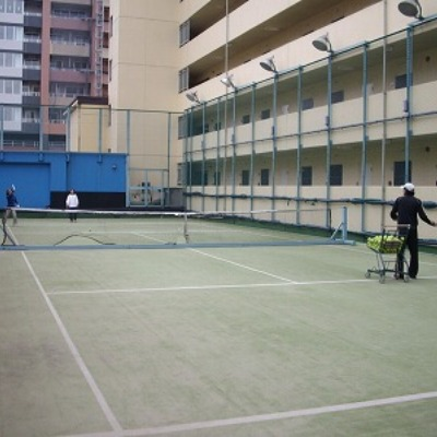 成人テニス